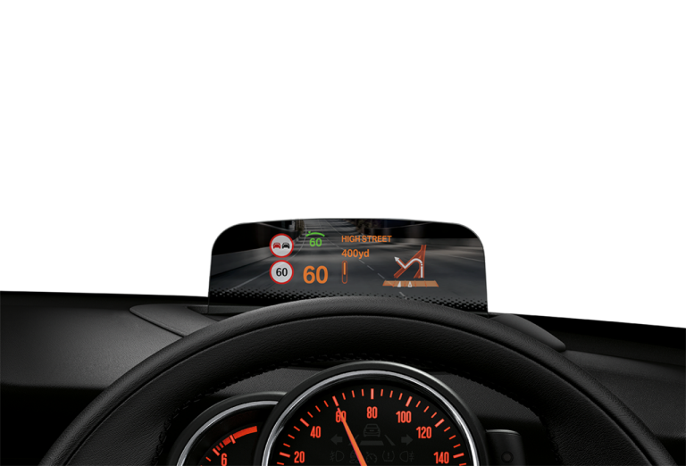 MIN Assitant Systems - Head-Up Display