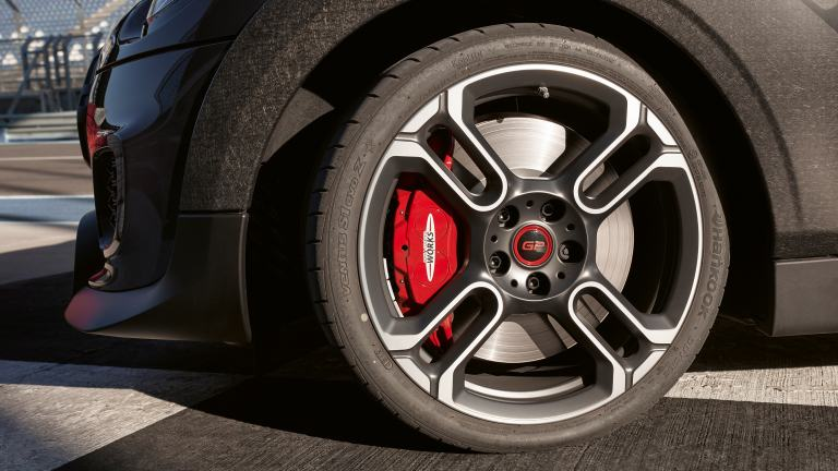 MINI John Cooper Works GP – wheels – 18""